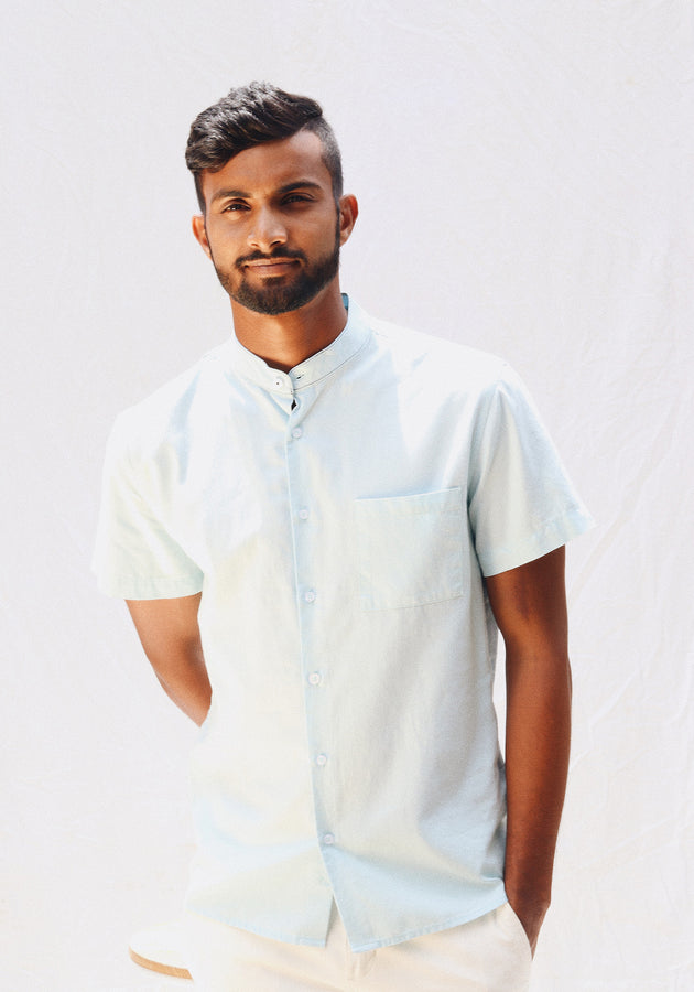 Short Sleeve Casual Shirt