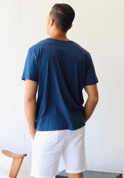 Short Sleeved Reguler Fit Tee