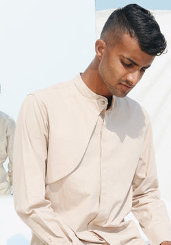 Long Sleeve Flap shirt