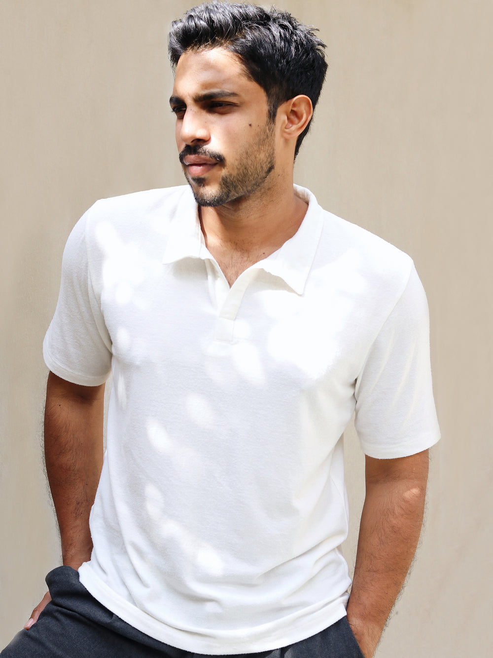 Short Sleeved soft jersey shirt