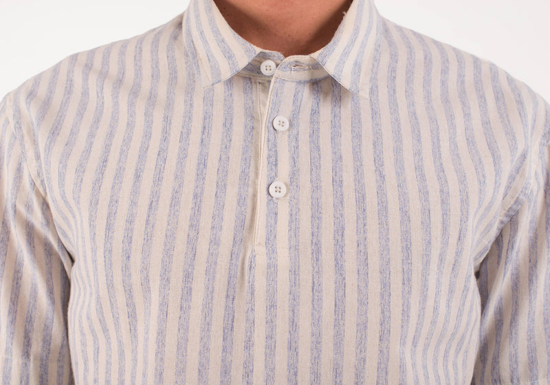 SHORT SLEEVED COTTON SHIRT