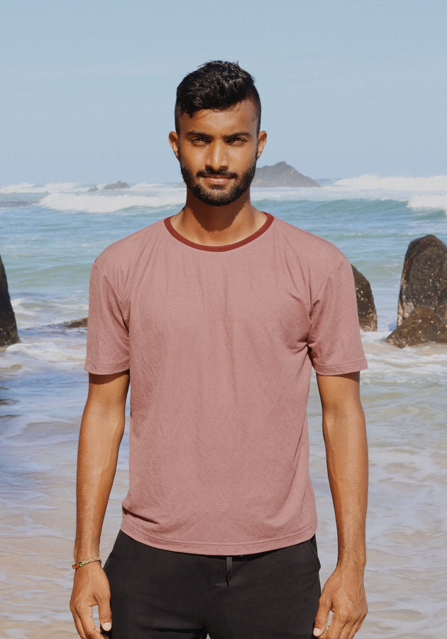 Short Sleeved Relaxed Fit T-Shirt