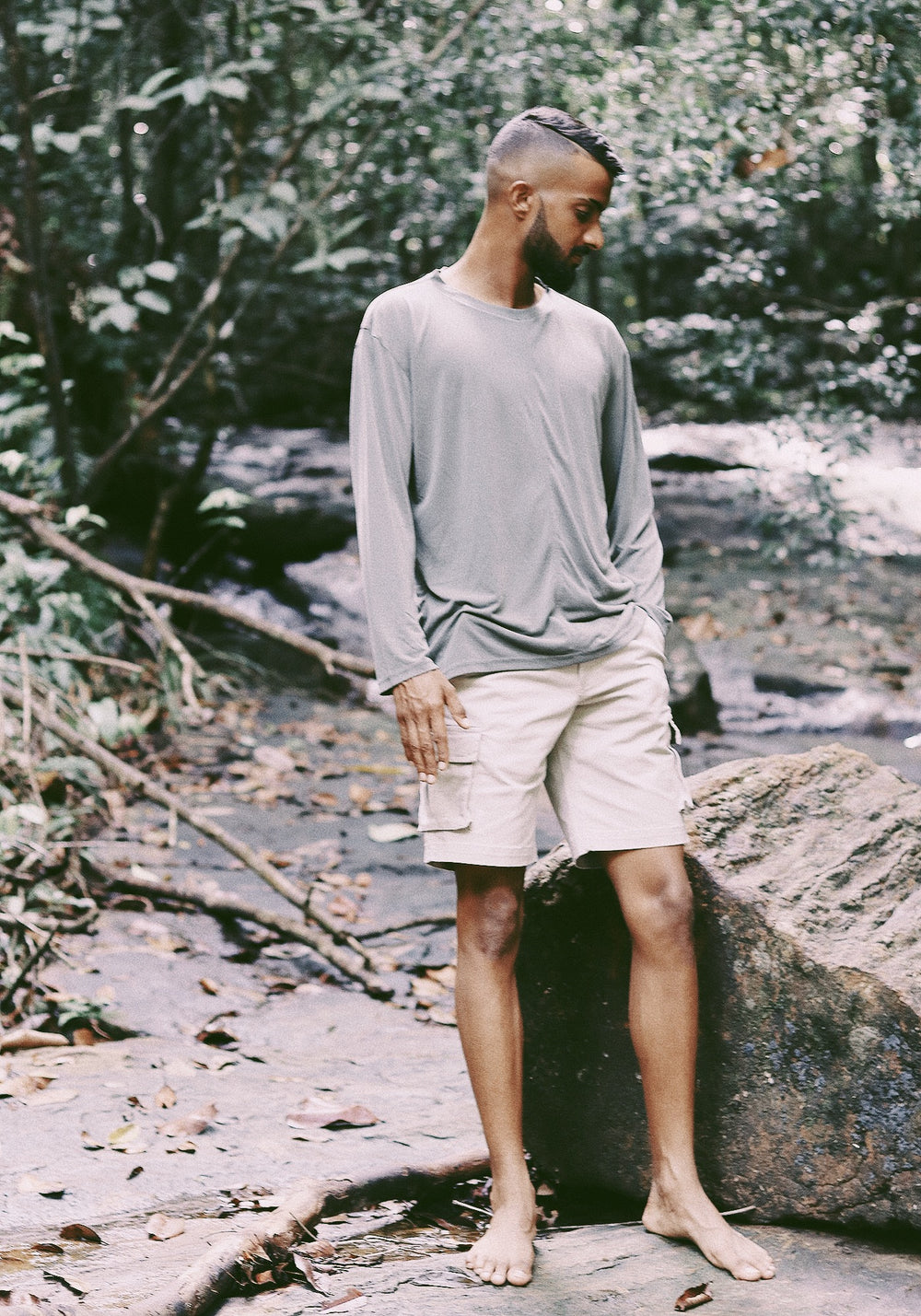 Cargo Short With Pockets