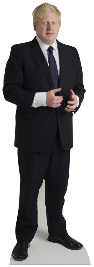 Boris Johnson cardboard cutout