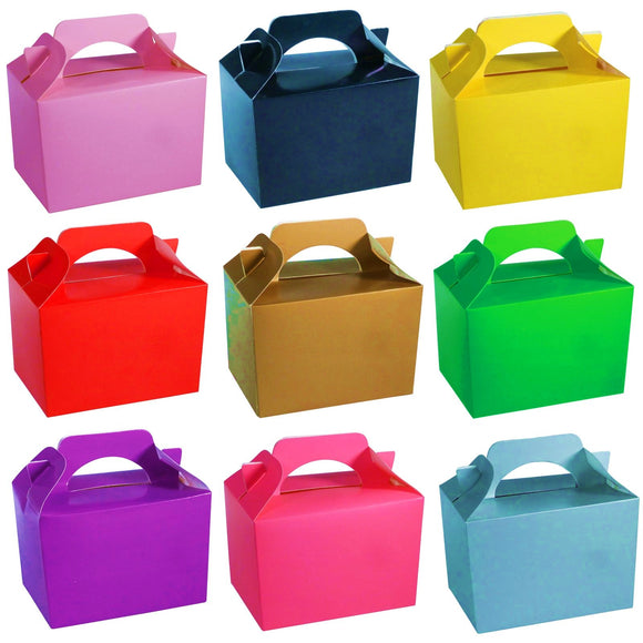 Party Bags and Boxes