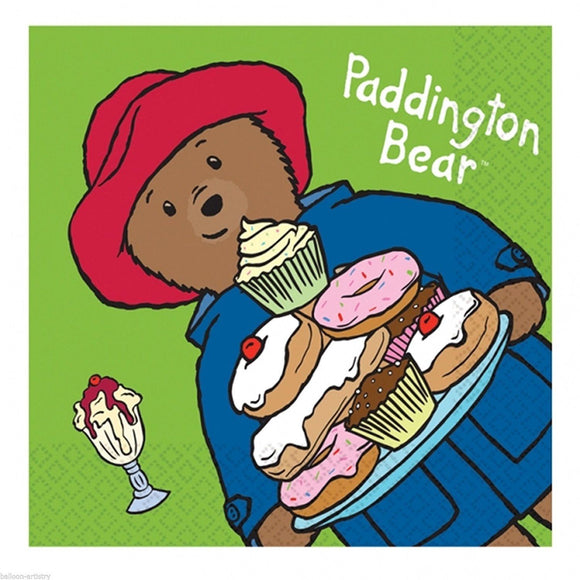 Paddington Bear Party Supplies