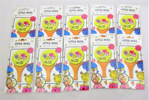 10 Pack Little Miss Inflate-A-Fun Balloons - No Helium Required