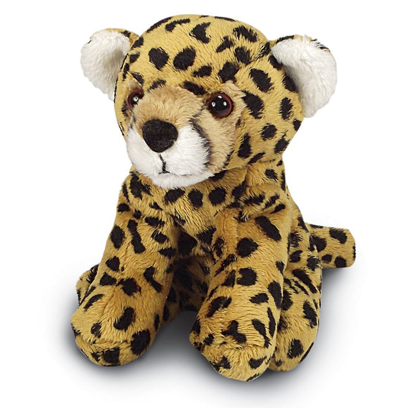 13cm Cheetah Cuddly Soft Toy