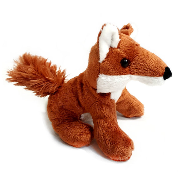 13cm Fox Cuddly Plush Toy