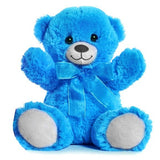 Bright Blue 21cm Teddy Bear Perfect for Teddy Bear Picnics, schools, gifts, party bags and treats