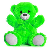 Bright Green 21cm Teddy Bear Perfect for Teddy Bear Picnics, schools, gifts, party bags and treats
