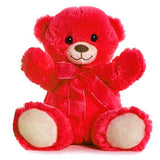 Bright Red 21cm Teddy Bear Perfect for Teddy Bear Picnics, schools, gifts, party bags and treats