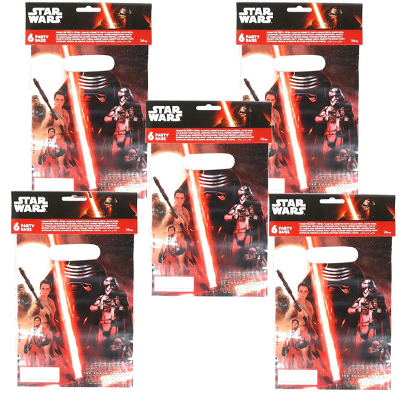 30 Star Wars Force Awakens Party Bags