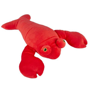 This bright red Lobster cuddly soft toy measures 37 cm long and is suitable for all ages.  CE tested and certified and made from high quality materials delivering you a superb product that will be cherished for years.