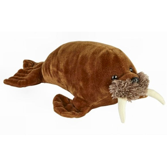 Walrus Cuddly Plush Sea Life Polar Soft Toy