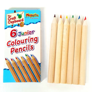 Small Colouring Pencils Party Bag Fillers and Toys