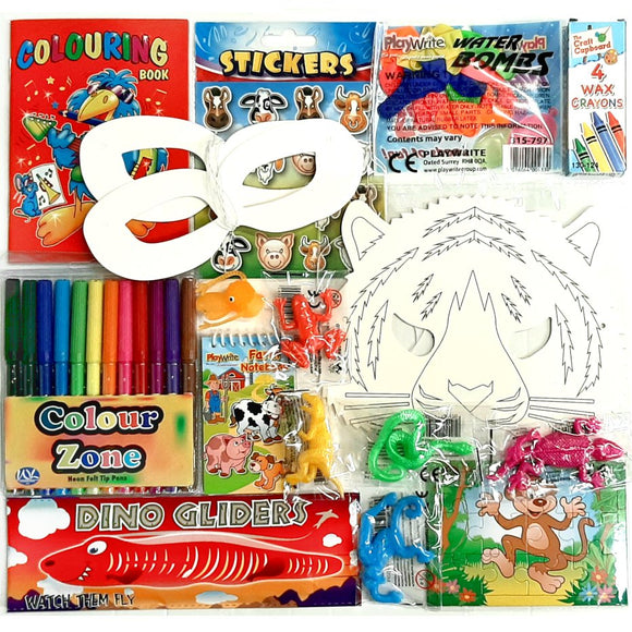Children's Kids Activity Puzzle Toy Pack