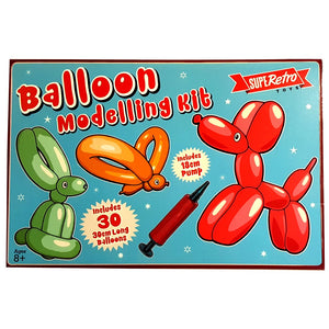 Balloon Modelling Kit Pocket Money Toy
