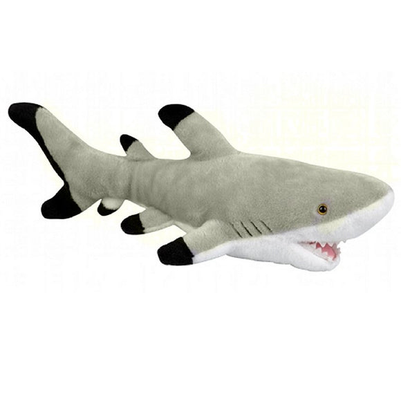Black Tip Shark Sea Life Soft Cuddly Plush Toy