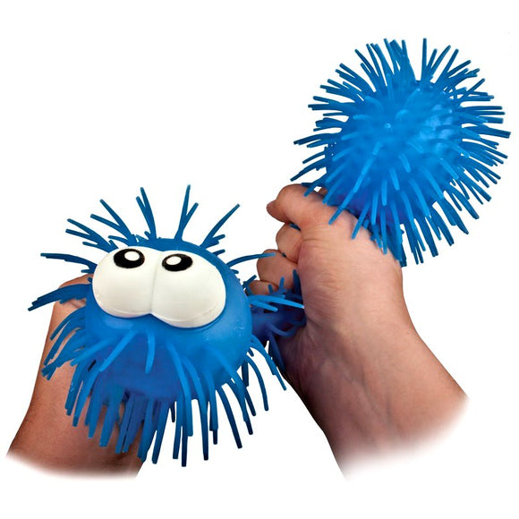 Blue Bog Eyes Bugglies Sensory Toy