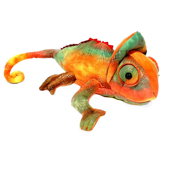 Chameleon Soft Cuddly Plush Toy