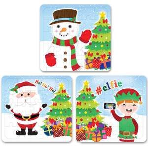 Christmas Jigsaw Puzzle Stocking Fillers