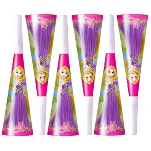 Disney Princess Party Horns, Party Bags Fillers and Table Decorations