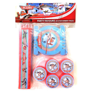 Disney Planes 20 Piece Stationary Party Favor Pack