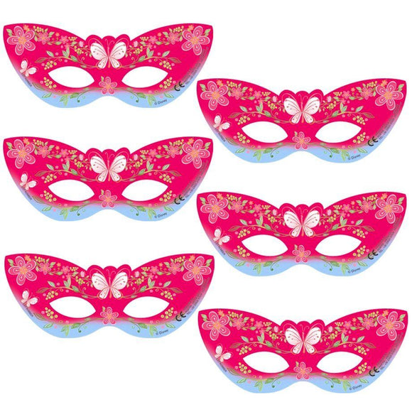 Disney Princess Party Eye Masks