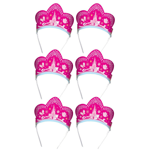 Disney Princess Party Tiaras