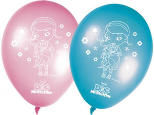 Pack of 40 Doc McStuffins 28 cm Latex Balloons