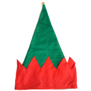 Elf Hat Christmas Novelty School Play Carol Singing Christmas Party