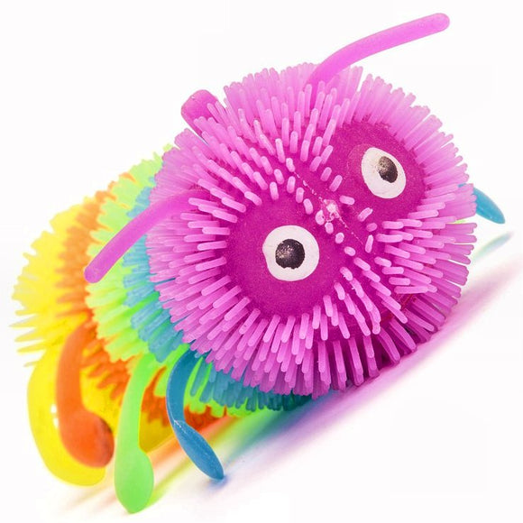 Flashing Caterpillar Toy