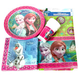 Disney Frozen Party Tableware Pack