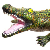 120cm Crocodile Toy close up