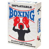 Display Box Inflatable Boxing Novelty Gift Game Garden Game