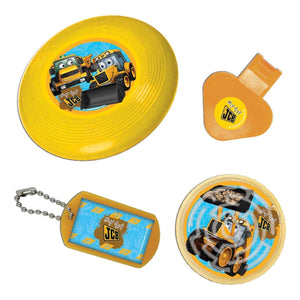 \My First JCB Brand 24 piece party favor pack