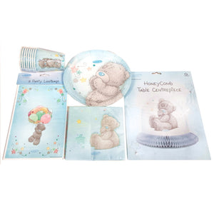 Me to You Party Pack with Tableware, Party Bags and Decorations
