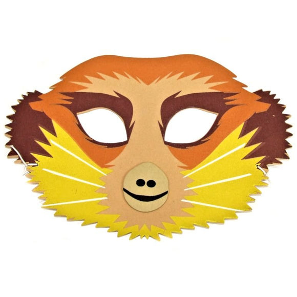Children's Meerkat Face Mask for Fancy Dress