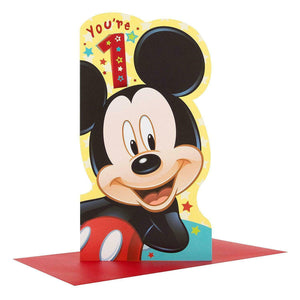 Mickey Mouse Your 1 Birthday Card by Hallmark