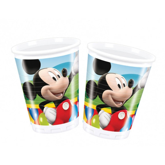 Mickey Mouse Party Time 10 pack of cups