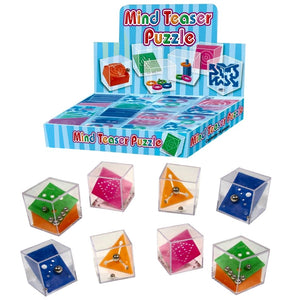 Mind Teaser Puzzles Pocket Money Toy