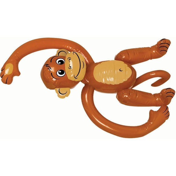 59cm Inflatable Monkey - Party - Decoration