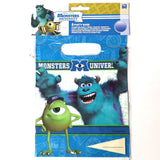 A Pack of 30 Disney Monsters University Party Favor Bags