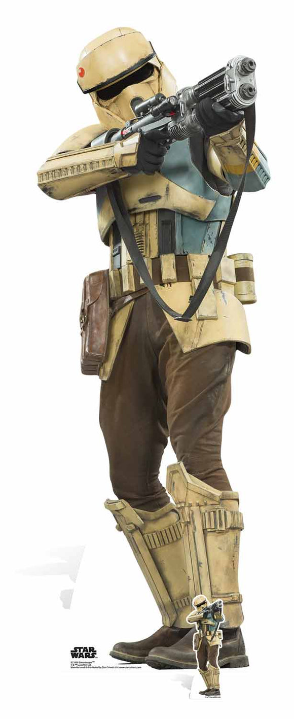 Star Wars Shoretrooper (Star Wars Rogue One) Lifesize Cutout