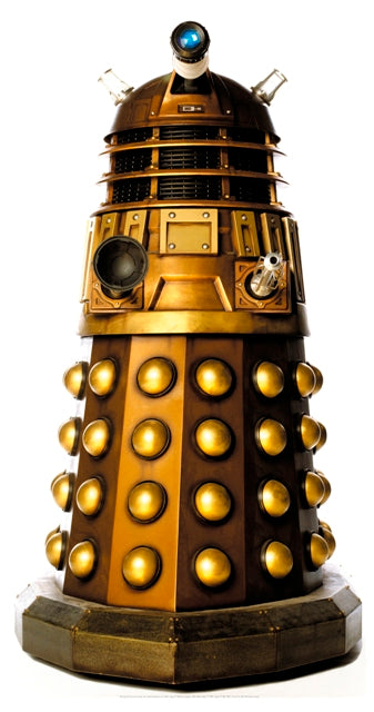 Dalek Caan Lifesize Cardboard Cutouts Perfect for Doctor Who Parties, Events and Scene Setters Height 173cm