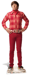 Howard Wolowitz The Big Bang Theory Lifesize Cutout