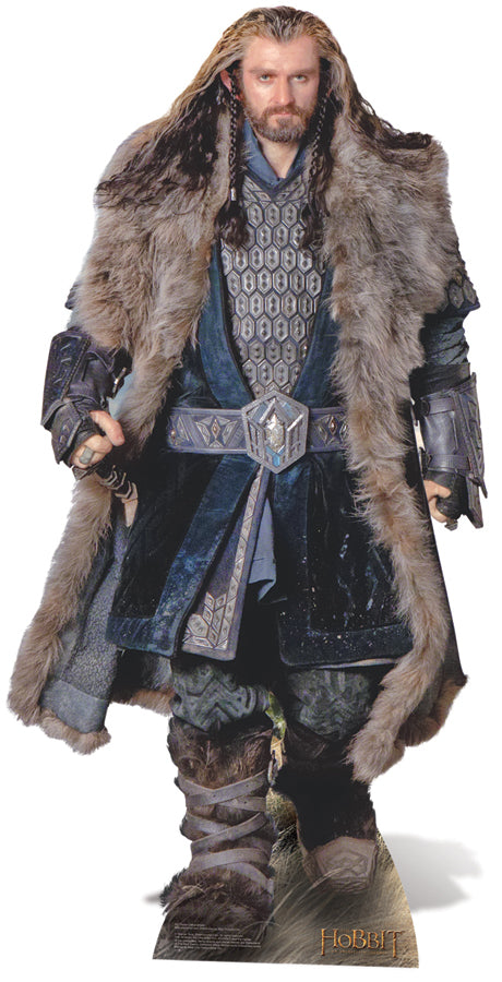 Thorin Oakenshield Lord of the Rings Lifesize Cutout