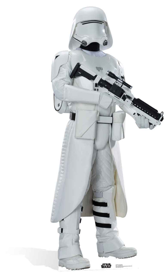 Snowtrooper First Order (The Force Awakens) Star wars Lifesize Cutout