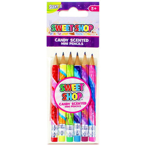 Candy Scented Pencils Art and Craft Party Bag Filler Favor
